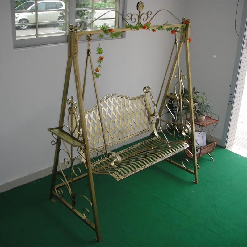 ghế xích đu sắt 008